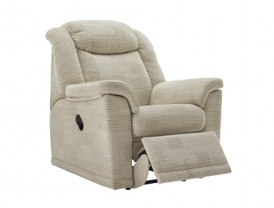 Milton power recliner